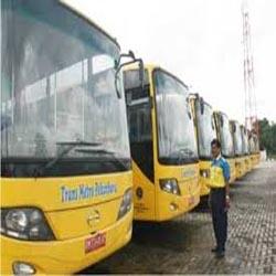 Masih Jauh Dari Harapan, 20 Unit Bus TMP 'Jadi Besi Tua'