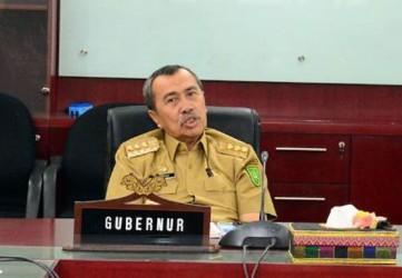 Gubernur Riau Segera Evaluasi Pejabat Eselon II