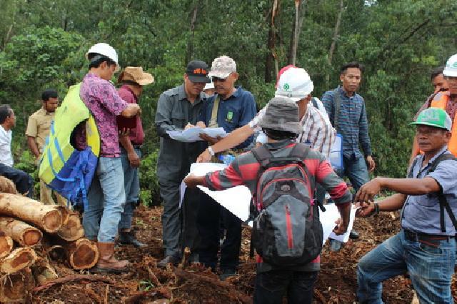 Apa Benar Rekomendasi Pansus Lahan Terganjal SK Kawasan Hutan ?