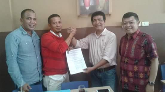 Jonnedi, S.Ag Resmi Ditunjuk Sebagai Carateker DPC APDESI Kabupaten Kampar
