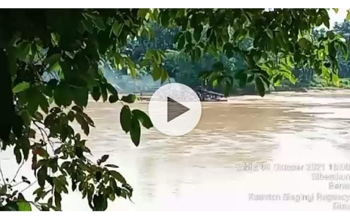 Masyarakat Minta Polsek Benai Serius Berantas PETI Di Aliran Sungai Kuantan