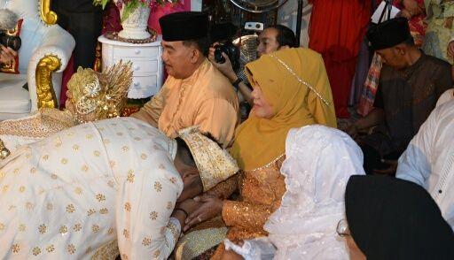 Advetorial- Pesta Rakyat Resepsi Pernikahan Putri Bupati Kampar