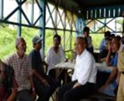 Gubri Bantu Biaya Pembuatan Dua Kaki Palsu Dan Pengobatan Warga