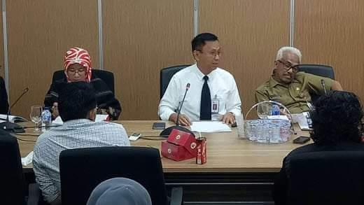 Suhardiman : Pernyataan Masperi sama dengan membiarkan kita menunggu kehancuran BRK