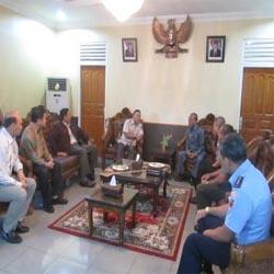 Menhut Kunjungi Satgas Bencana Asap Riau dan Turun Di TNTN Siang Ini
