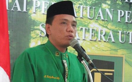 Jelang Munas ke-X di Kota Medan, Waketum PPP Nyatakan Maju Sebagai Calon Ketua Umum KAHMI