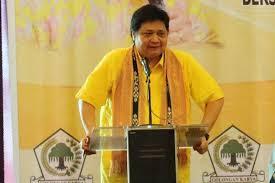 Airlangga Hartarto Jadi Ketua Umum Golkar Gantikan Setya Novanto