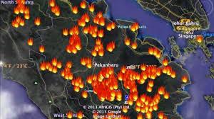 84 Titik Panas Terdeteksi di Sumatera