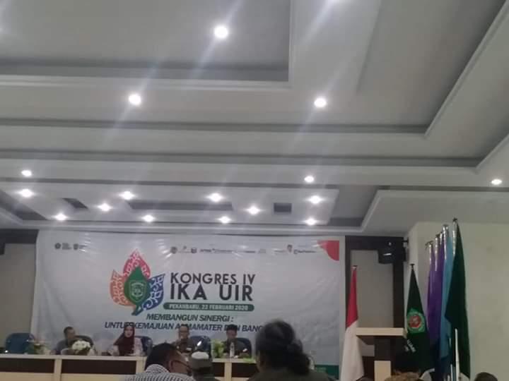 Berita Kongres IV IKA UIR 2020 /Gagal Tayang/