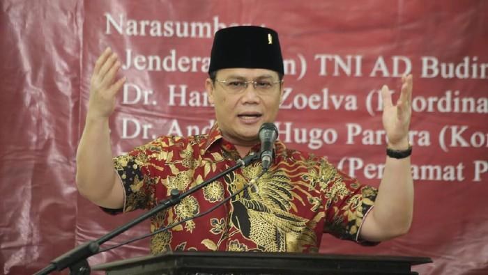 PDIP Ingin RUU HIP Jadi RUU Pembinaan Ideologi Pancasila