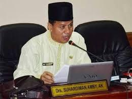 Suhardiman Amby Minta Presiden Turun Tangan Soal Macetnya RTRW Riau di KLHK
