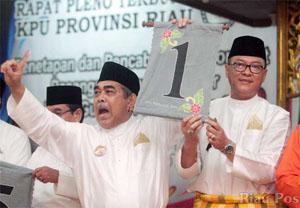 'Hebat' Gagal Kampanye Perdana Di Dumai