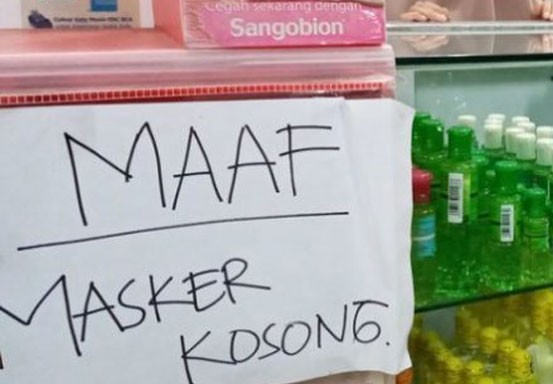 Harga Masker Meroket: DPRD Pekanbaru Ingatkan Pedagang Tak Bermain