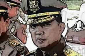Enam Reklame Raksasa Ilegal Dibongkar Paksa Satpol PP Pekanbaru