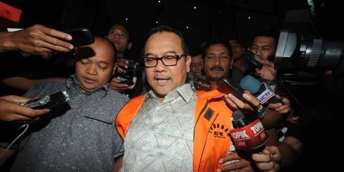 Koruptor Kasus Kehutanan dan PON Riau Ajukan Peninjauan Kembali