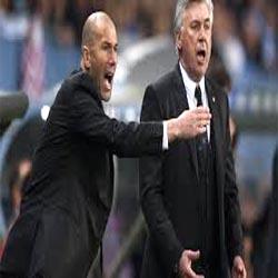 Zidane dan Ancelotti yang Terbaik di Dunia