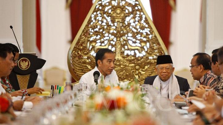 Tak Dapat Kursi Menteri: PSI, PBB dan Perindo tak Kecewa