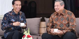 SBY dan Jokowi Sama-sama ke Riau, Diklaim Hanya Kebetulan Saja