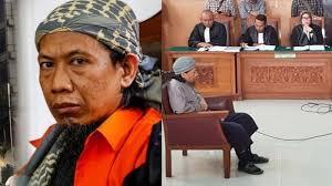 Sidang Vonis Aman Abdurrahman tak akan Disiarkan Langsung