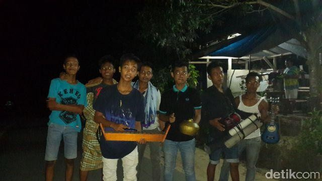 Indahnya Ramadhan, Suara Gamelan Sahur di Tanah Melayu Kampar