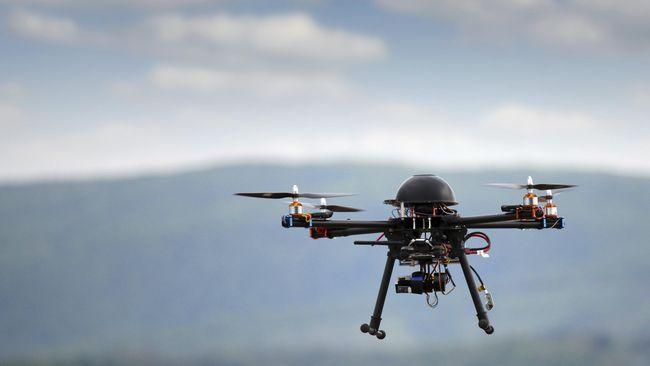 Drone Bahayakan 132 Penumpang Pesawat Komersial