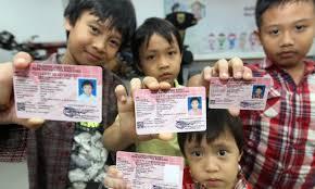 Disdukcapil Himbau Untuk Urus Kartu Identitas Anak