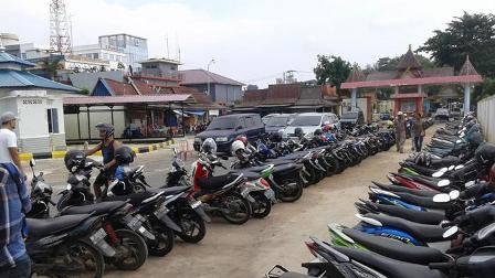 Waspada, Menurut Kadishub Pekanbaru Jika Ada Pungutan Parkir Tanpa Karcis Itu Termasuk Pungli