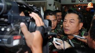 TNI Siap Gelar Operasi Militer Selesaikan KPK Vs Polri