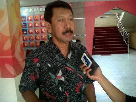 Edwar Sanger Instruksikan Agar Pengawasan Karlahut Dilakukan Hingga Instansi Kelurahan