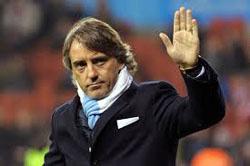 Mancini: Kesabaran, Kunci Kalahkan Juventus
