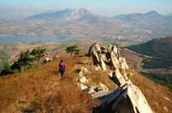 Ditemukan, Tembok Besar Sebelum Tembok Raksasa China