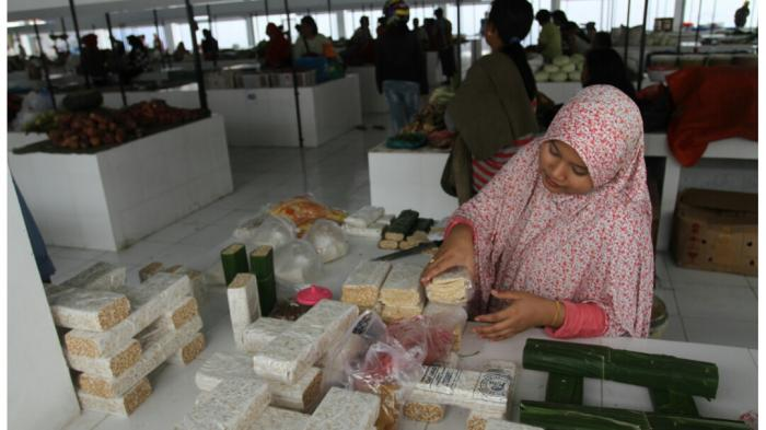 Sepi Peminat, Pasar Higienis Program Gagal Walikota Pekanbaru