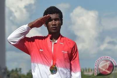 Atlet Dayung Indonesia Sabet Lima Emas