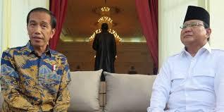 Jokowi Kalahkan Prabowo, Gerindra: Faktanya Elektabilitas Jokowi Turun