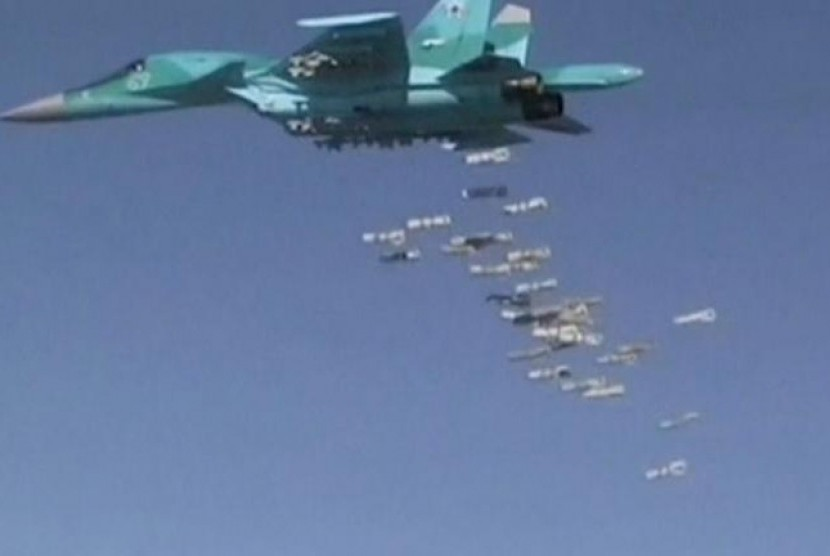 Suriah Tolak Permintaan AS untuk Tarik Pasukan Iran