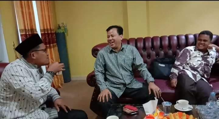 Suhardiman Amby Ikut Tahapan Penjaringan Balon Bupati Kuansing di PKS