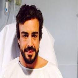 BOS F1 Kaget dengan Kecelakaan Alonso