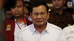 Prabowo Minta Maaf Soal