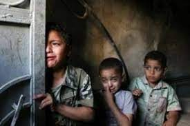 Anak-Anak Gaza Didera Trauma