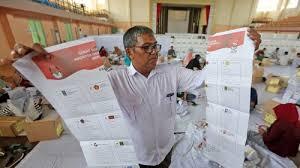 Bawaslu: Surat Suara Tercoblos di Malaysia Bukan Hoaks