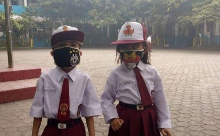 Terkepung Asap, 52 Ribu Rakyat Riau Jatuh Sakit
