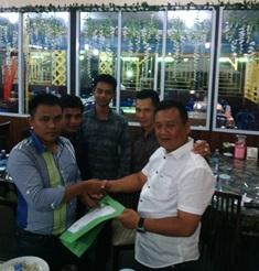 Tampung Aspirasi, Kasi Intel Korem dan Setmilpres Ajak Mahasiswa Riau Ngopi