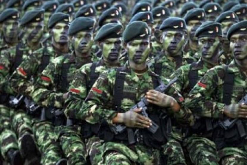 TNI Hanya Dilibatkan Saat Negara dalam Situasi Kritis