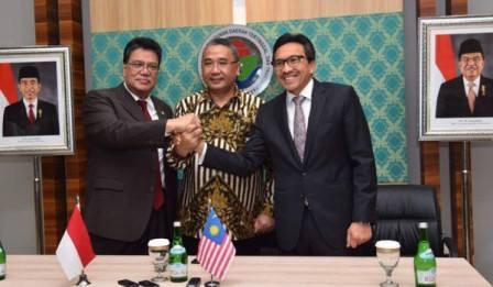 Malaysia tertarik meneruskan proyek PLTU Peranap di Riau yang sempat terhenti