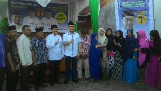 Kursi Ketua DPW PAN Riau Akan Diserahkan ke Syamsuar