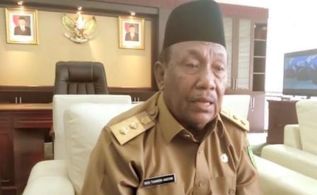 Pemerintah Pusat Dukung Visi Riau 2020