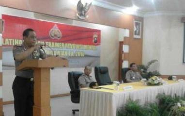 Revolusi Mental 2016, Kepala Lemdiglat Polri Rekrut 60 Anggota Di Riau