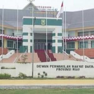 Sejumlah Kegiatan Rapat Paripurna DPRD Riau