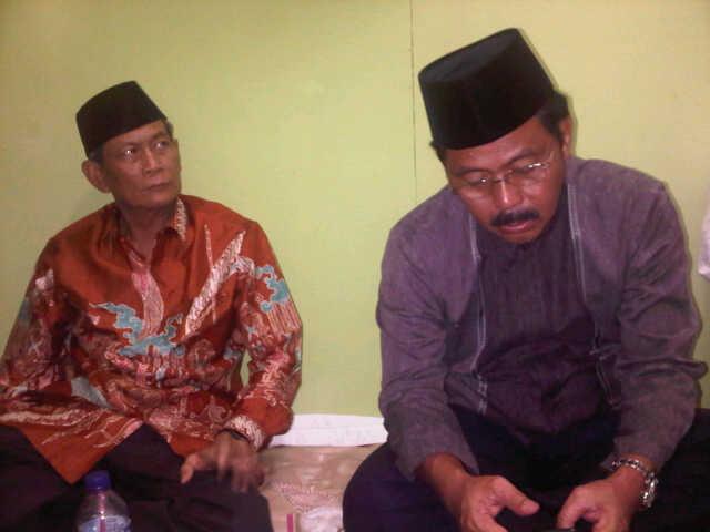 Milad ke-3 Pawadem Batam dan ke 5 Bodem Dihadiri Bupati dan Ketua DPRD Demak.