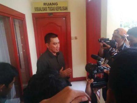Suparman Mantan Ketua DPRD Riau Dilaporkan ke Polda Riau Dalam Kasus Penganiyaan Warga Pekanbaru